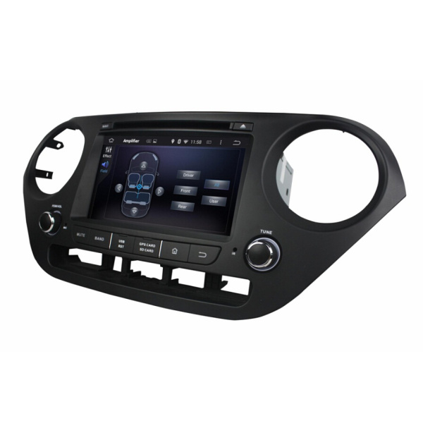 Android 7.1 Hyundai I10 Car Audio Video
