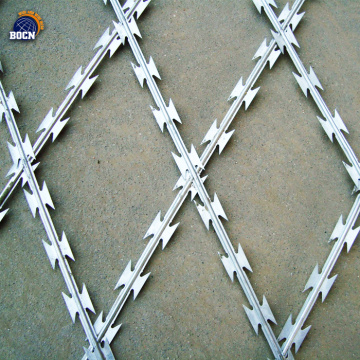 rust proof razor barbed wire barbed wire