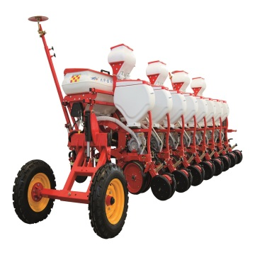 8 rows pneumatic precision planter