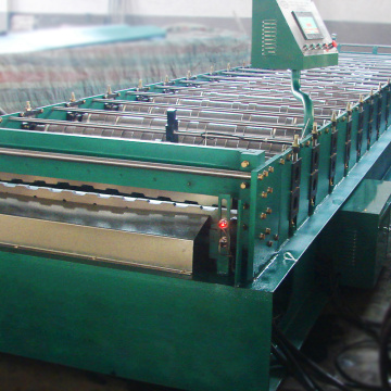 Factory selling C10 thickness 0.3mm iron sheet making machine