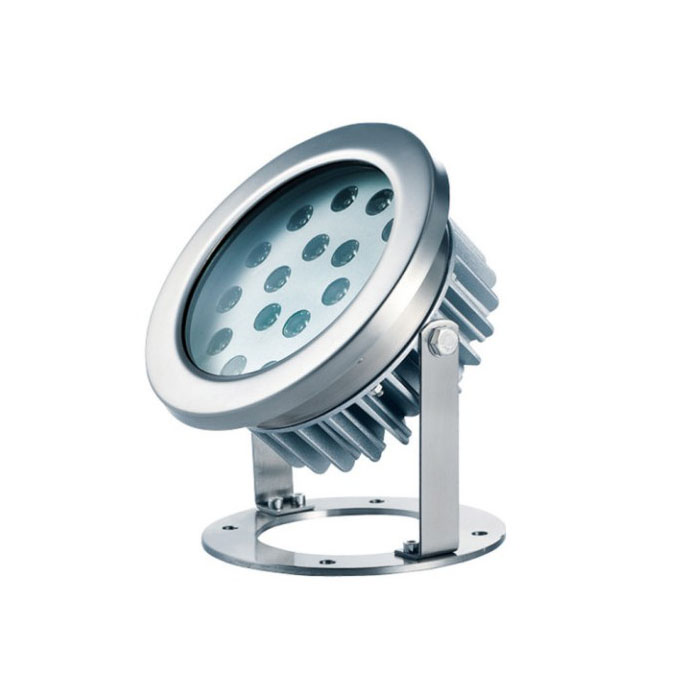 Commerical RGBWW 18W LED Underwater Light
