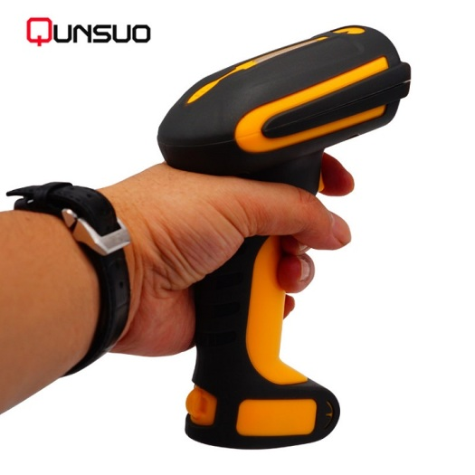 IP68 bluetooth 1d/2d barcode scanner reader