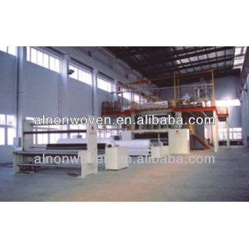 pp spun bond nonwoven fabric making machine