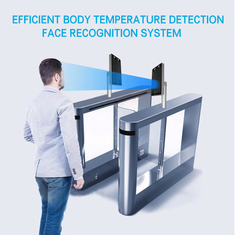 Efficient Body Temperature Detection Face Recognition System