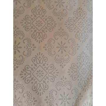 Popular polyester emboss fabric