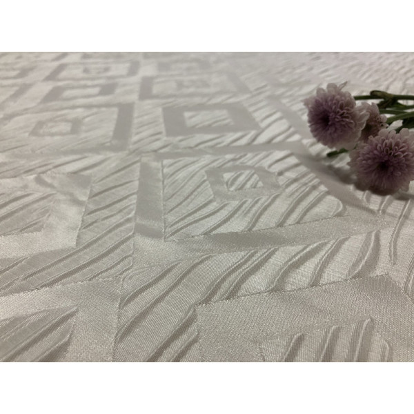 2018 Popular Classic New Design Jacquard Table Cloth
