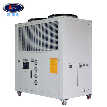 Industrial air cooled low temperature chiller