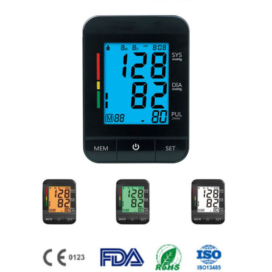 Digital Homecare Blood Pressure Monitor Arm Type