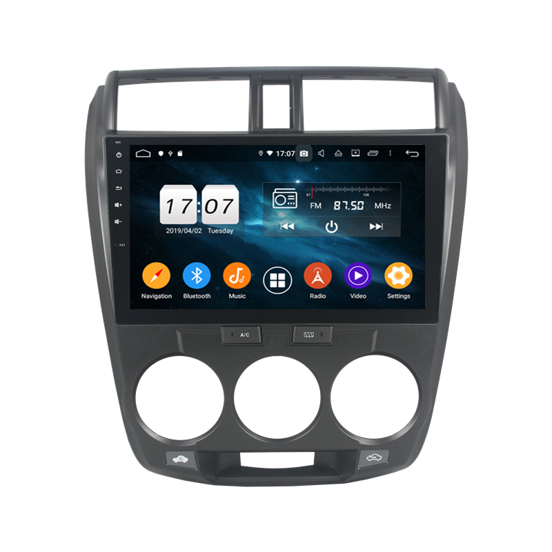 Android Autoradio for CITY