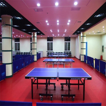Synthetic Table Tennis Sports flooring
