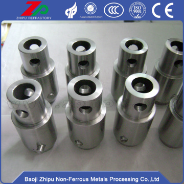Pure molybdenum seed chuck for electronic component