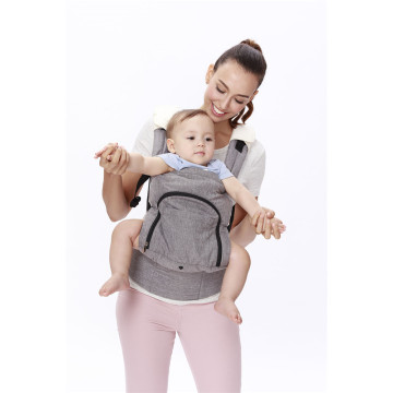 All-season hipseat Baby Carrier for mum