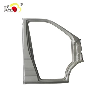 Steel Car Front Door Frame For Jinbei Grace