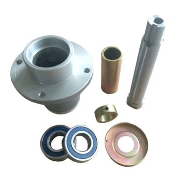Aluminum Spindle Assembly For Commercial Zero Turn Mower