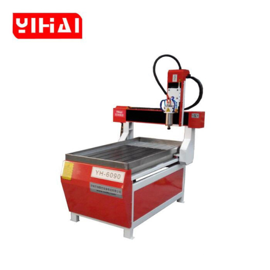 cnc router 6090 mini 4 axis machine