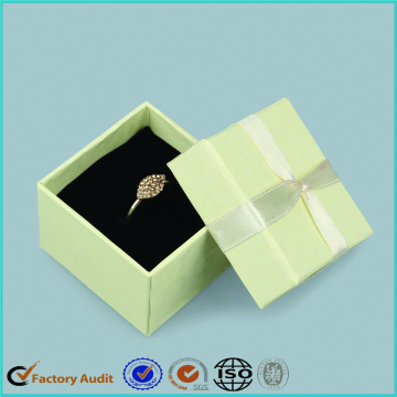 Unique Design Small Jewelery Engagement Ring Box