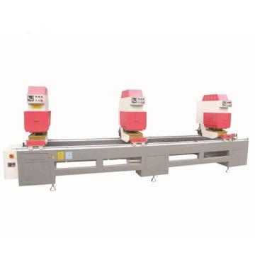 Three Head PVC Seamless Welding Machine