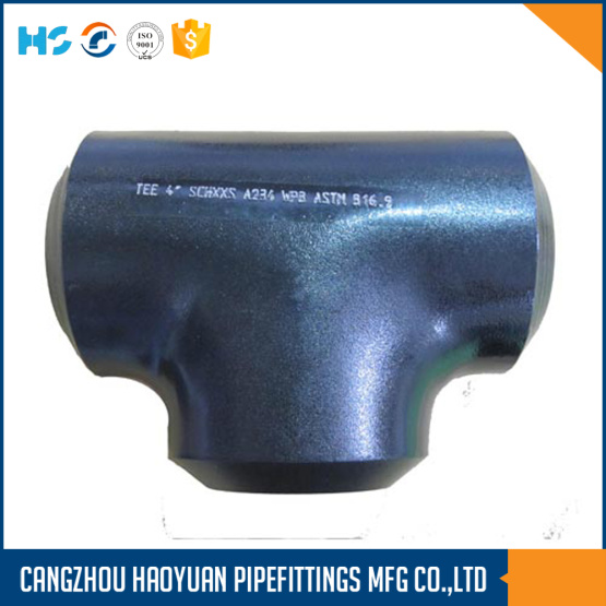 2 Inch Equal Tee Pipe Fitting