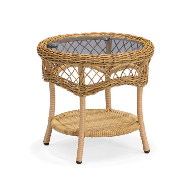 Rattan Garden Furniture Dining Table Set