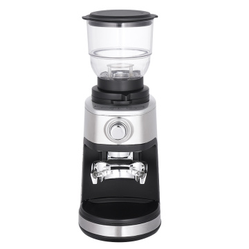 Commercial adjustable coffee grinder