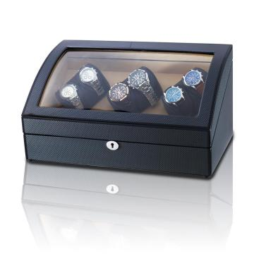 Three Rotations Watch Winder With Seven Storages