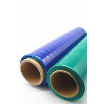 PE colored stretch wrap film for packing