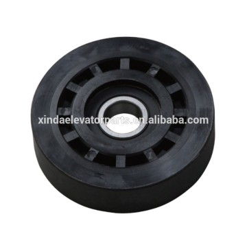 Step wheel 100x25 bearing 6204 for escalator spare part