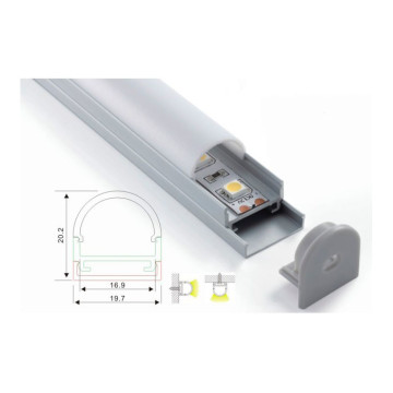 Working Space Used Linear Light