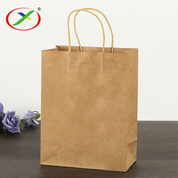 Factory Wholesale craft paper bag