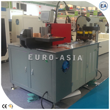 CNC Copper/ Aluminum Busbar punching cutting bending machine
