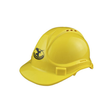 high quality construction helmet with air ventilation