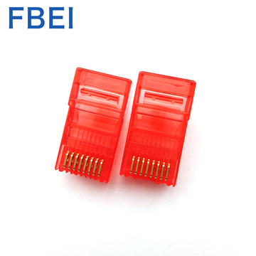 Cat5e UTP RJ45 Connectors
