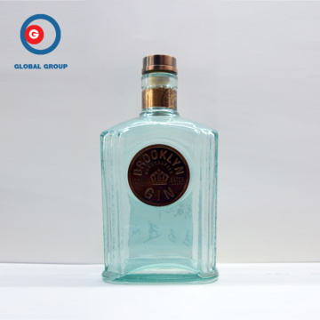 Brooklyn Gin Glass Bottle OEM Product