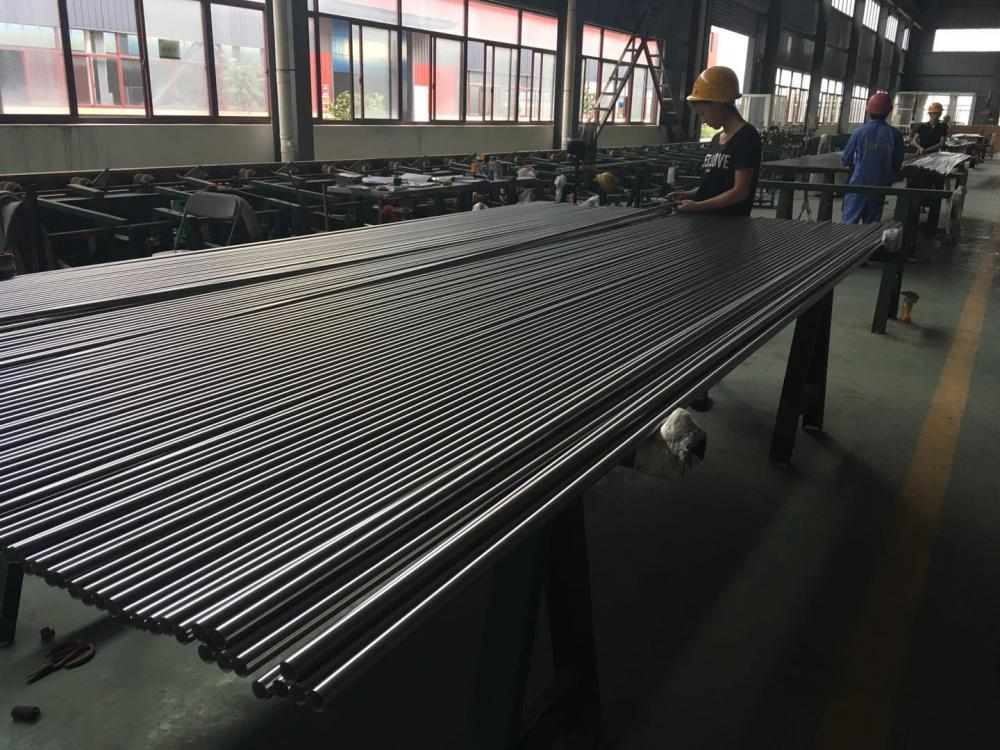 Stainless Steel Tube 1