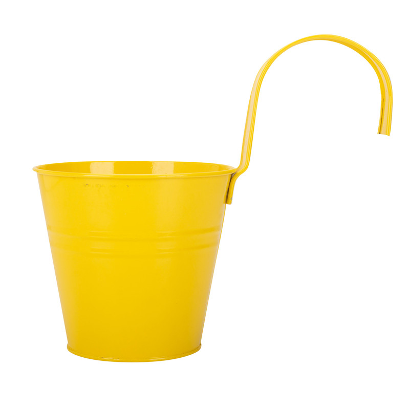 Colorful Plant Pot With Hook