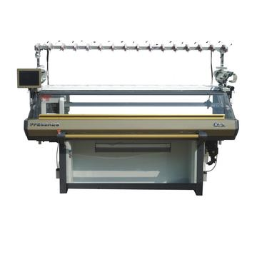 Computerized Flat Knitting Machine For Sweater 12G