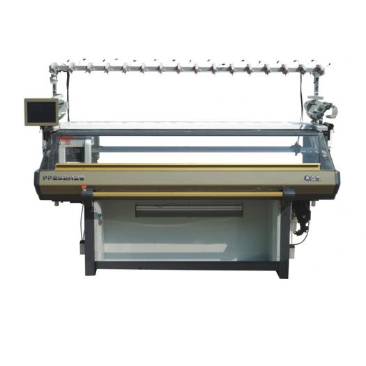 Computerized Flat Knitting Machine For Sweater