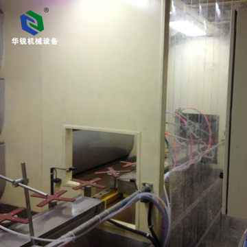 High Efficient Customized Semi-automatic Manual Spray Booth