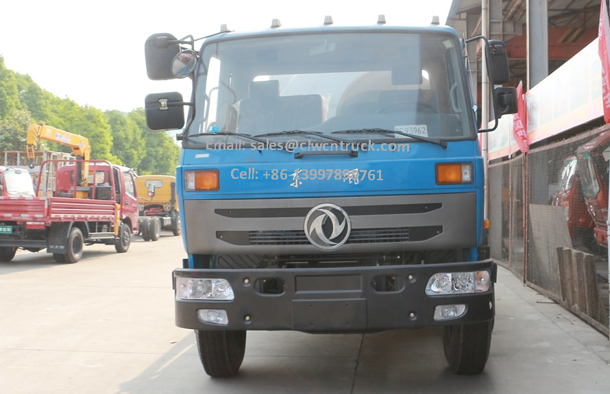 Dongfeng Sewage Truck Pictures