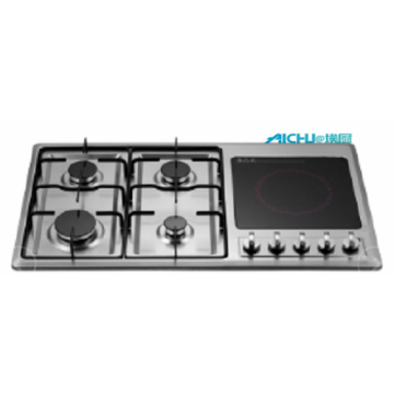 Stainless Steel Multiple Cooktops
