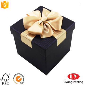 Luxury packing empty fancy creative gift boxes
