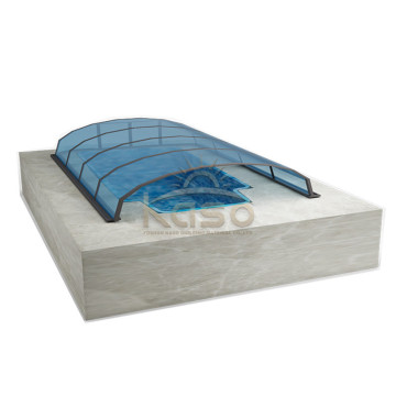 Aluminum Pool Enclosures Automatic Swimming Pool Covers
