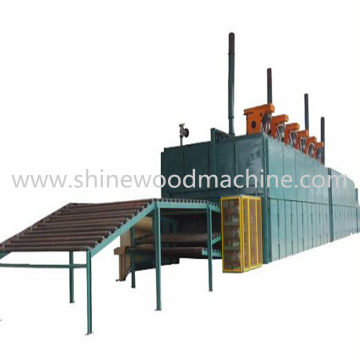 Double Deck Veneer Dryer