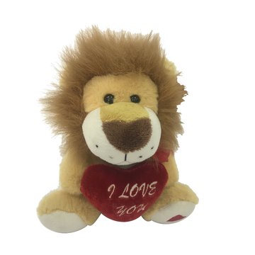Soft Plush Lion Toy
