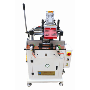 Lock Hole & Slot Milling Machine for aluminum