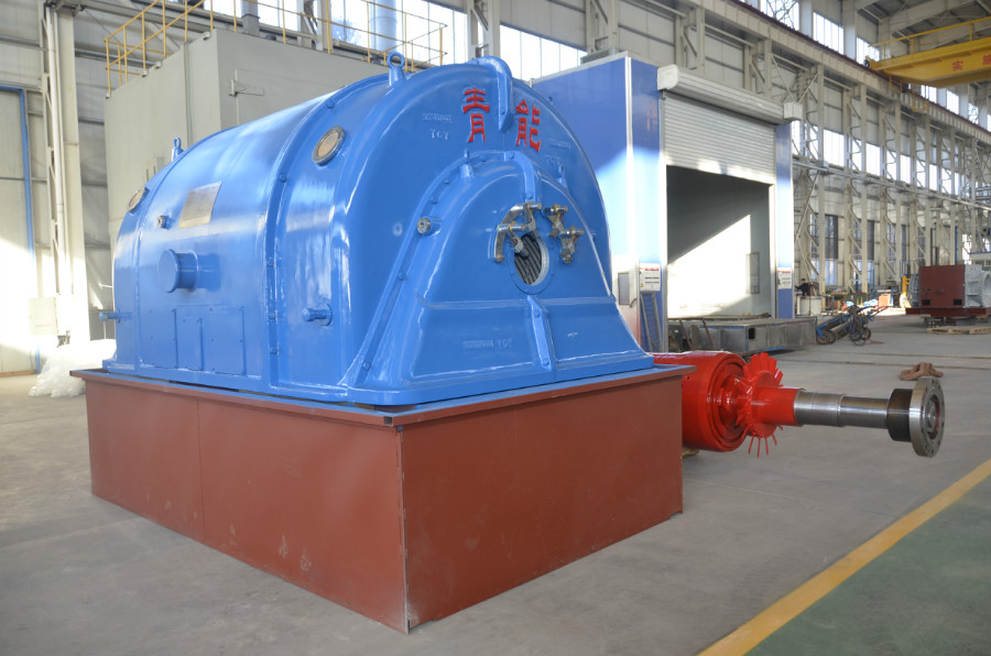 Steam Turbine Generator (13)
