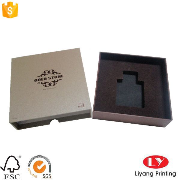 Special drawer gift packaging cosmetic box