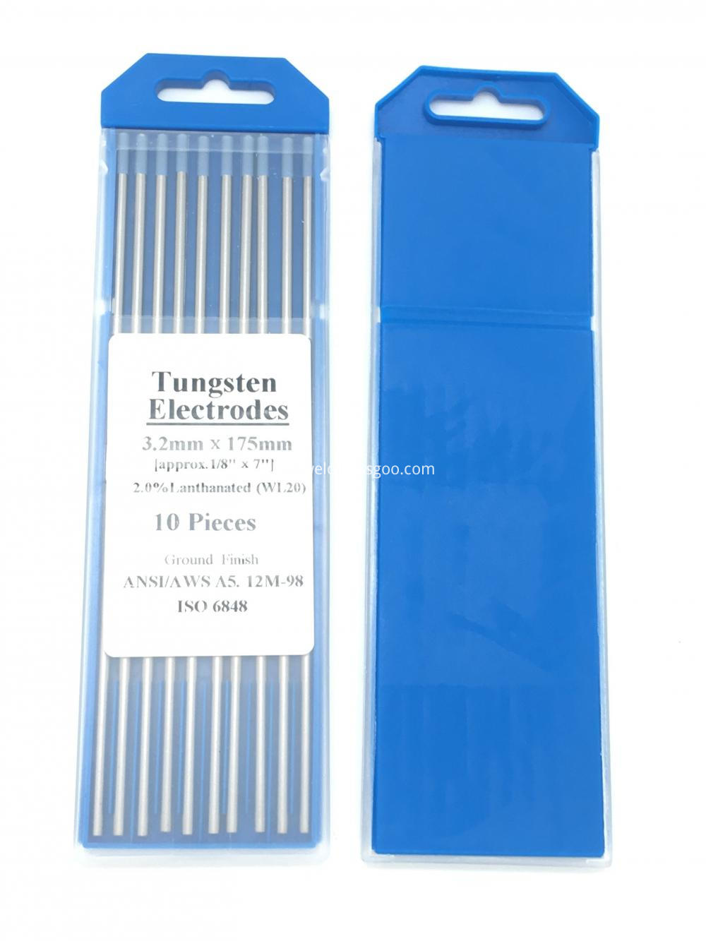 Wl20 3 2mm175mm Blue Tip Tig Welding Tungsten