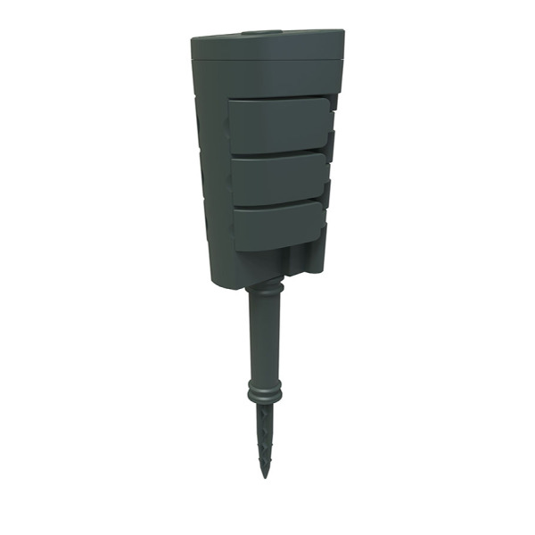 6 outlet outdoor wifi and RF ground stake