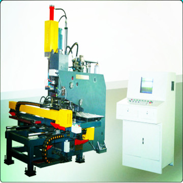 YBJZ-100 Punching Drilling & Marking Machine for Plates